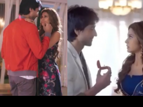 Bepannaah: Aditya pops the question to Zoya in front of her entire family