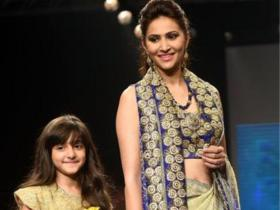 Nia Sharma, Rishina Kandhari walk the ramp at IIJW 2015! (PICS)