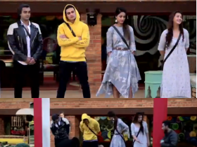Bigg Boss 11: Hina Khan, Shilpa Shinde, Priyank Sharma and Luv Tyagi fight for captaincy