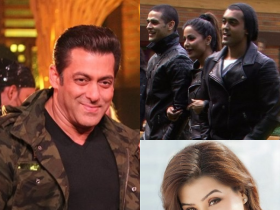 Bigg Boss 11: Salman Khan calls Priyank Sharma-Luv Tyagi Hina Khan\'s Bodyguard; Shilpa Shinde Mother India
