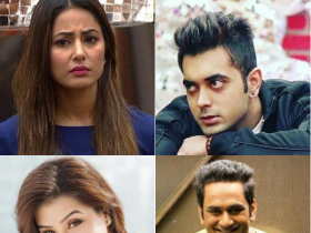 Bigg Boss 11: Baton in audience\'s hand to save Hina Khan, Shilpa Shinde, Vikas Gupta & Luv Tyagi from eviction