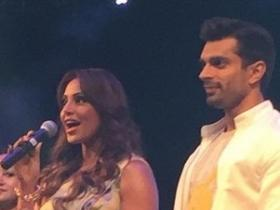 Bipasha Basu and Karan Singh Grover celebrate 50 years of Maldives' independence
