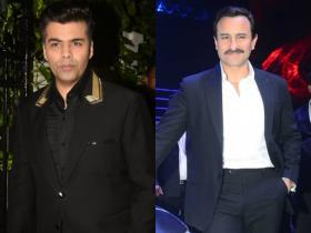 PHOTOS: From Karan Johar to Saif Ali Khan, celebs who made an appearance at the Cannes over the years