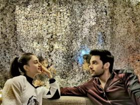 Check out Kasautii Zindagii Kay stars Erica Fernandes & Parth Samthaan\'s interesting quotes about each other