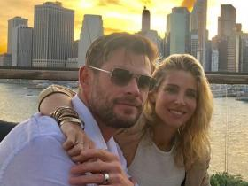 Chris Hemsworth and Elsa Pataky\'s romantic snaps won\'t let you take your eyes off them; Check it out