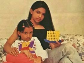 Deepika Padukone\'s childhood photos will make you fall in love with her even more