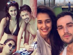 Malang: Disha Patani\'s THESE photos with her friends reveal her fun side