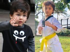 Kareena Kapoor Khan\'s Taimur to Shah Rukh Khan\'s AbRam: Meanings of star kids\' names revealed by their parents