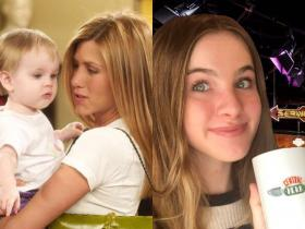 Friends: From Ross & Rachel\'s Emma to Phoebe\'s triplets, here\'s what the kids from the show look like now