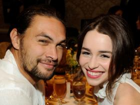 Game of Thrones stars Emilia Clarke & Jason Momoa\'s THESE photos will make you wish you were friends with them
