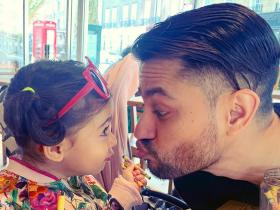 Happy Birthday Kunal Kemmu: Check out the Malang star\'s most adorable moments with daughter Inaaya Naumi Kemmu