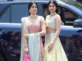 Janhvi Kapoor and Khushi Kapoor: 5 Lehenga ideas to steal from the stunning sisters; Check PHOTOS