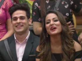 Hina Khan reveals what happened when Priyank Sharma asked an air hostess on a DATE