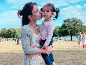 Inaaya Naumi Kemmu\'s adorable photos with Soha Ali Khan will melt your heart; Check it out