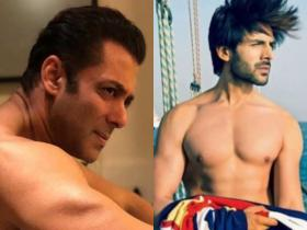 Salman Khan to Kartik Aaryan, THESE celebs will give you fitness goals with their shirtless pictures