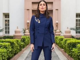 Kareena Kapoor Khan: From royal blue to an all black look, 8 times the Begum of Bollywood slayed in a pantsuit
