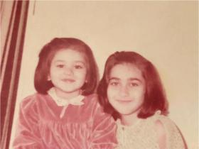 Happy Birthday Kareena Kapoor: Check out the actress\' adorable childhood pics as she turns a year older