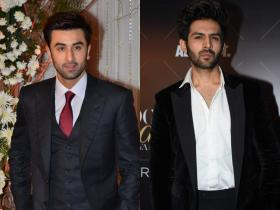 From Ranbir Kapoor to Kartik Aaryan, check out THESE leaked interesting pics of the actors from film sets
