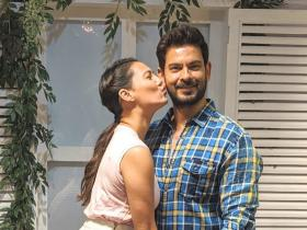 Nach Baliye contestants Keith Sequeira and Rochelle Rao\'s romantic pics are enchanting; Check it out