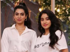 Khushi Kapoor shows us 7 easy ways to style white outfits; Check PHOTOS