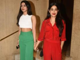 Janhvi Kapoor and Khushi Kapoor: 6 Casual outfit ideas to steal from the stylish sisters, Check PHOTOS