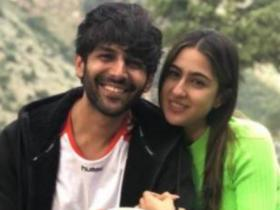 Love Aaj Kal: Kartik Aaryan & Sara Ali Khan\'s BTS moments from the shoots are UNMISSABLE; Check it out