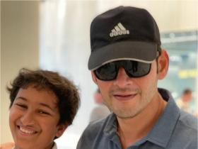 Sarileru Neekevvaru actor Mahesh Babu\'s special moments with his son Gautham will melt your heart; See Pics