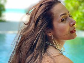 PHOTOS: Malaika Arora sends temperatures soaring with these summer body goals; Check it out