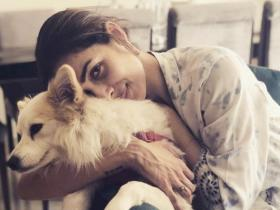 Malaika Arora is a dog mom and her pictures with pet Casper will make you want to adopt one