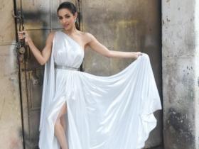 PHOTOS: Malaika Arora\'s multiple looks in white outfits are worth taking note of; Check it out