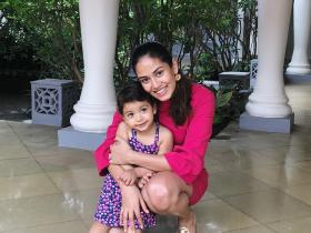 Mira Rajput\'s awwdorable moments with her lil daughter Misha are all things cute; Check it out