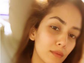Mira Rajput\'s THESE pictures sans makeup won\'t let you take your eyes off her; Check it out