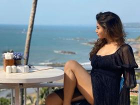 Mouni Roy looks ravishing in black and THESE pictures are a proof