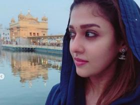 Nayanthara Birthday Special:THESE mesmersing photos of the star will steal your heart, check them out