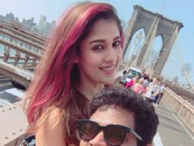 Nayanthara and Vignesh Shivan\'s THESE photos are all things love; Check it out