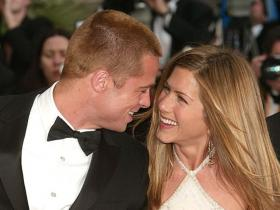 PHOTOS: Jennifer Aniston and Brad Pitt's love story\'s timeline revealed; Check it out