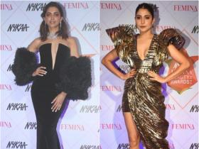 Best Of The Week: Deepika Padukone\'s black gown, Taimur Ali Khan\'s adorable smile to Anushka Sharma\'s outfit