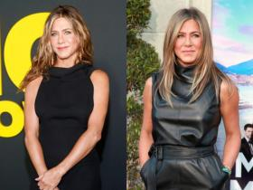 PHOTOS: Jennifer Aniston\'s obsession with the black colour outfits knows no bounds; Check it out
