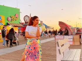 PHOTOS: Nayanthara\'s holiday wardrobe is everything we want to steal; Check it out