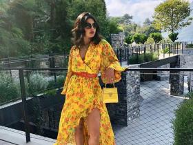 Priyanka Chopra Jonas\' 7 floral outfits that we want to steal from her wardrobe