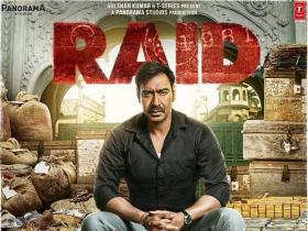 Box Office Collection: Ajay Devgn\'s Raid strongly marches at the domestic market