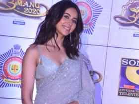 5 Times Rakul Preet Singh left us speechless with her saree looks, Check PHOTOS