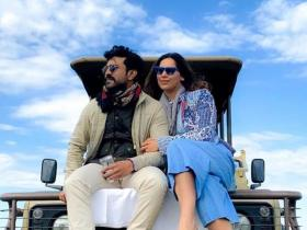 Ram Charan and Upasana Kamineni\'s romantic pictures are beyond adorable; Check it out