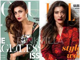 Cover War : Rani Mukerji on Vogue or Kajol on Elle?