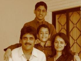 Manmadhudhu 2 actor Nagarjuna Akkineni\'s THESE unseen pictures will surprise you