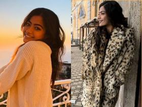 PHOTOS: Rashmika Mandanna\'s travel wardrobe is everything we want to steal; Check it out