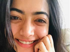Dear Comrade actress Rashmika Mandanna looks fascinating & will win your heart; See Pics