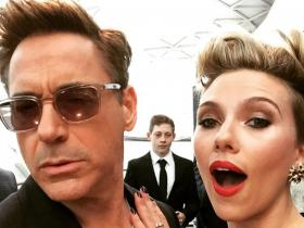 PHOTOS: Presenting the humorous side of Avenger\'s actor Robert Downrey Jr