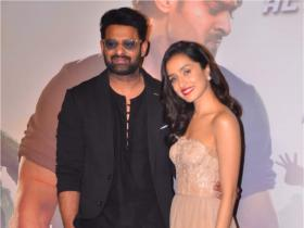 Saaho Trailer Launch: Shraddha Kapoor and Prabhas make a stylish appearance at the event