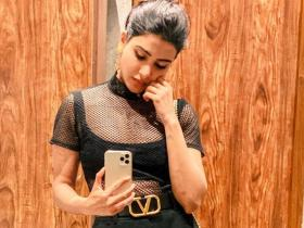 Samantha Akkineni to Rakul Preet Singh: When South actresses amazed fans with their mirror selfies